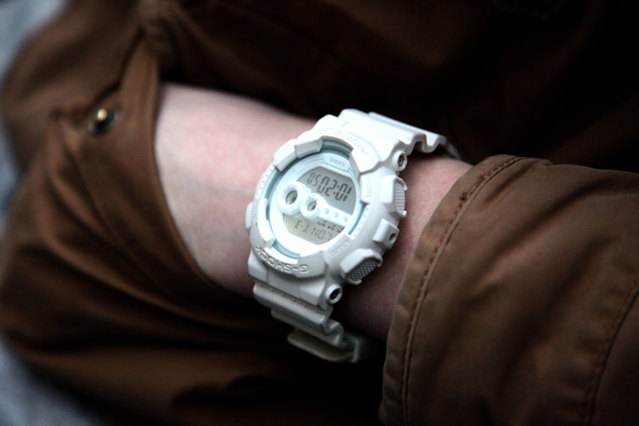 Photograph Casio G-Shock era by Anastasia Zvonkova on 500px