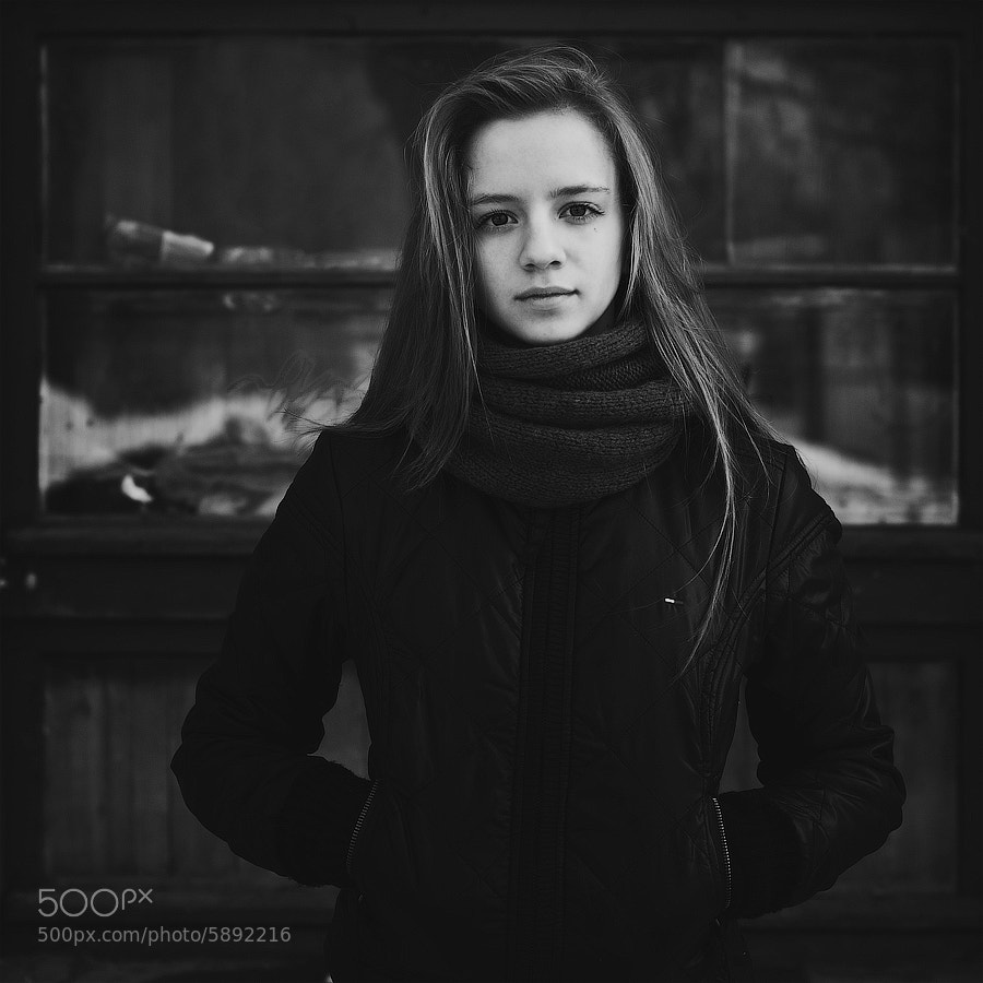 Photograph Ksenya  by Никита Кузнецов on 500px