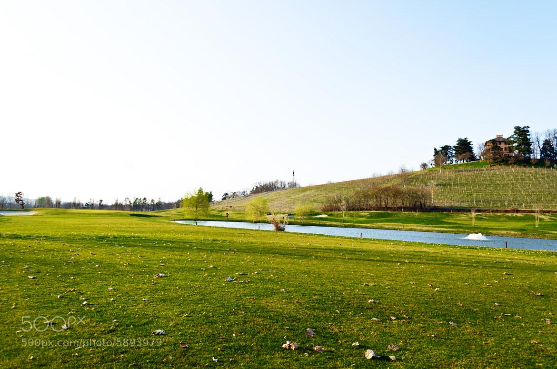 Photograph Golf Course by Matteo Ferrando on 500px