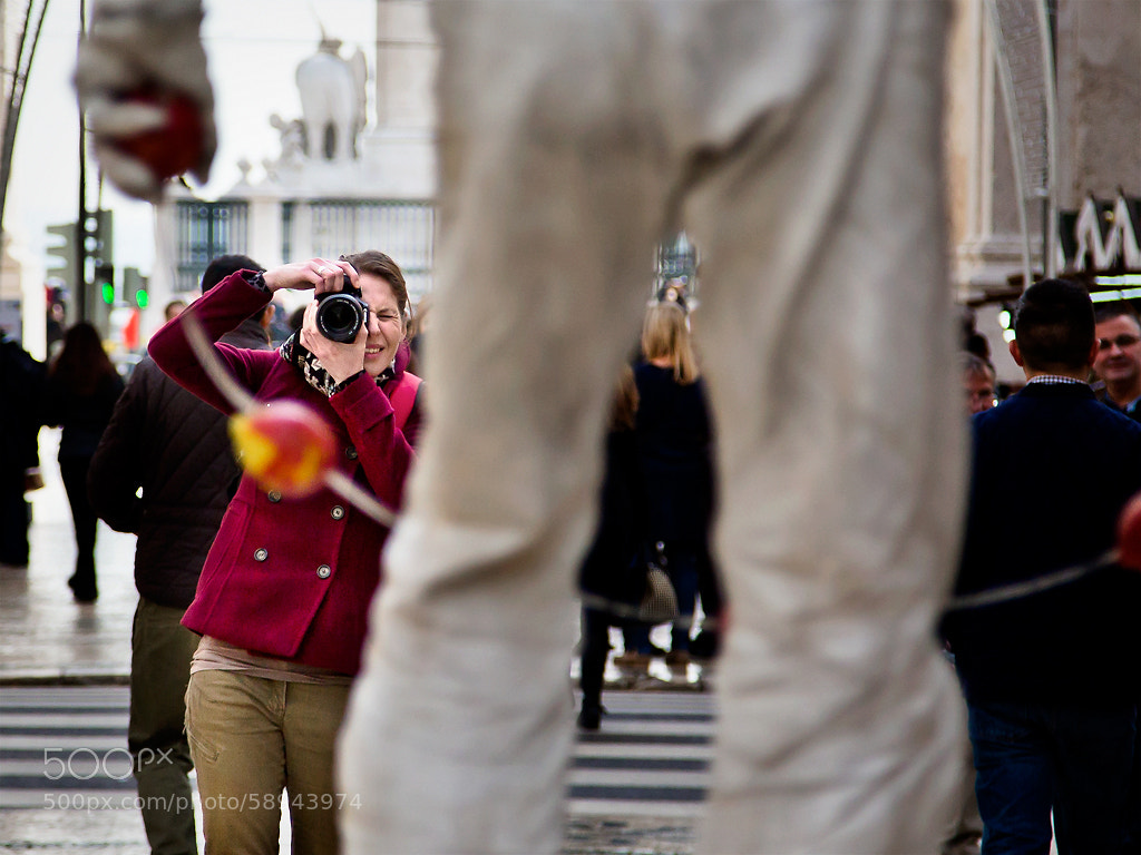 Photograph Capturing arts (Lisboa) by luca giuliani on 500px