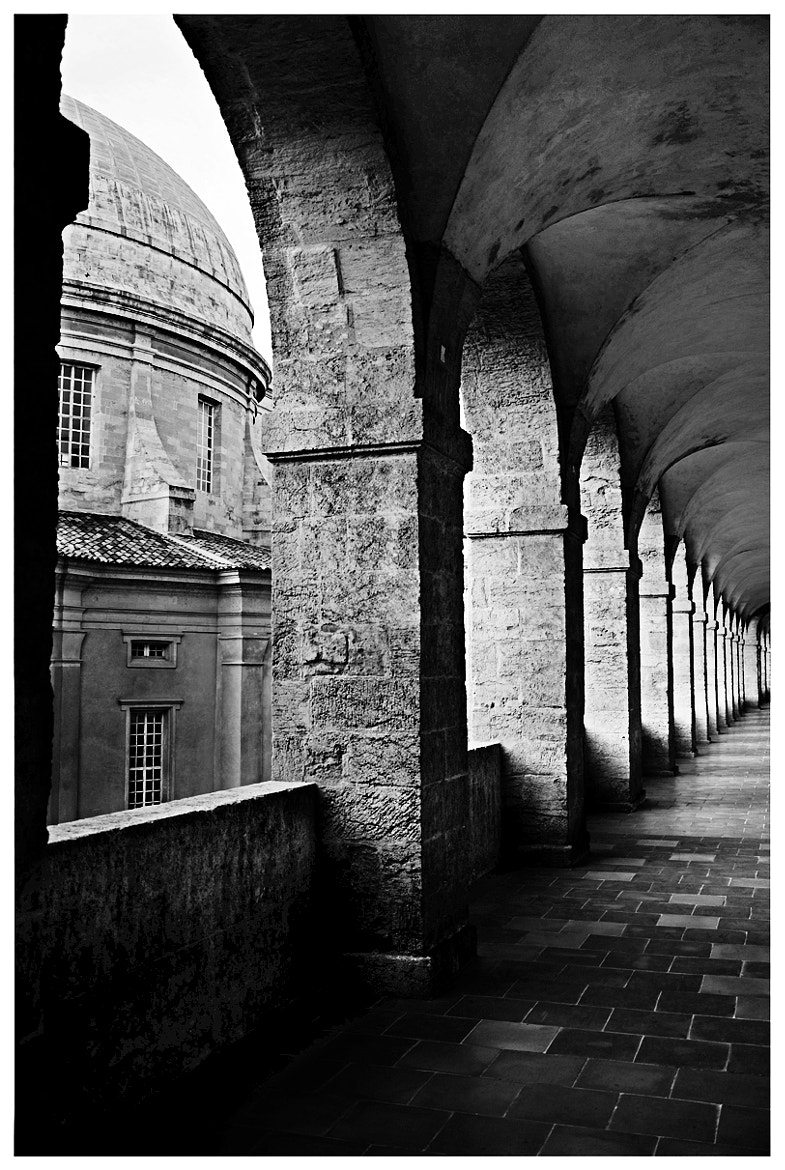 Photograph Stone columns by Camille  Becdach on 500px