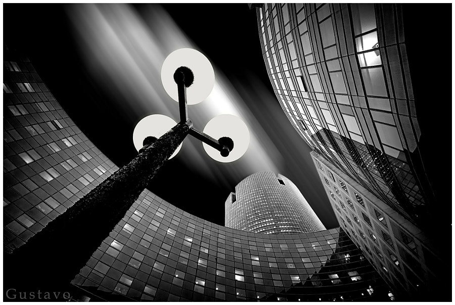 La Défense by Gustavo Rodríguez on 500px.com