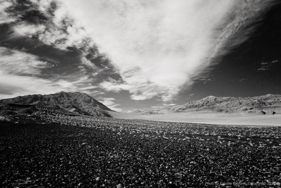 Photograph Ubehebe Crater, Death Valley by Eugene Nikiforov on 500px