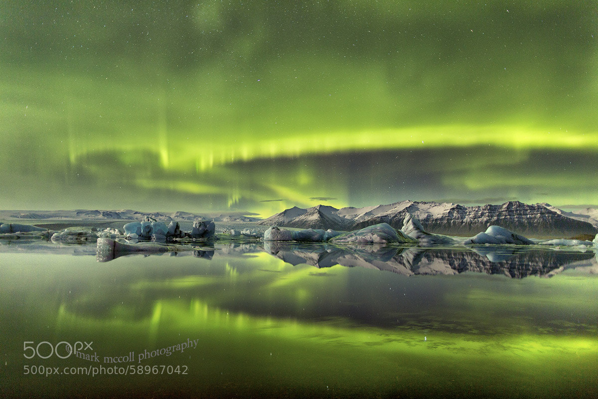 Photograph Green reflections by Mark McColl on 500px