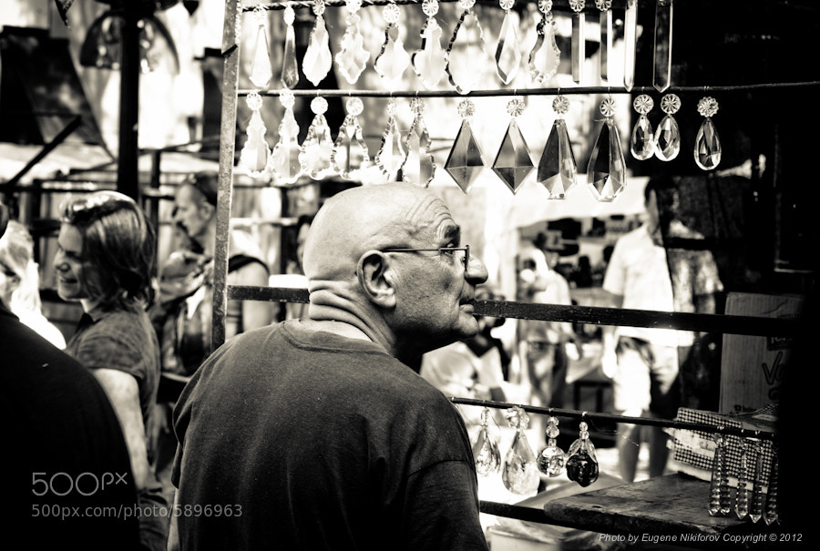 Photograph People of BA. Flea Market,  Plaza Dorrego, Buenos Aires by Eugene Nikiforov on 500px