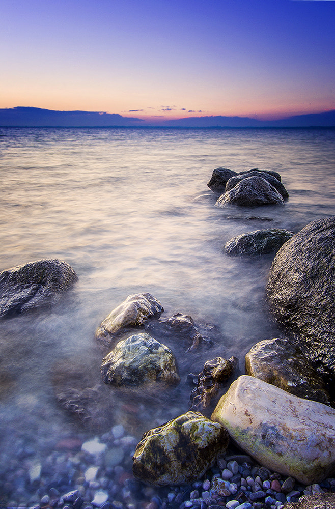 Photograph Lake Garda by Salmen Bejaoui on 500px