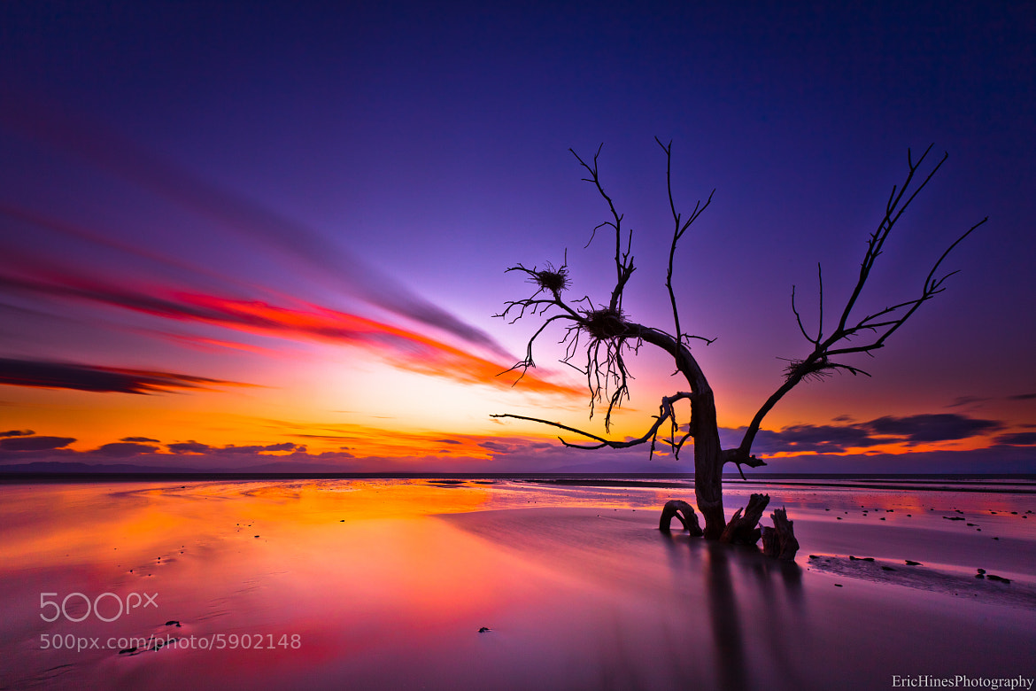 Photograph The Salton Sea by Eric Hines on 500px