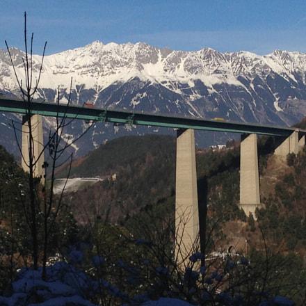 Bridge near Innsbruck