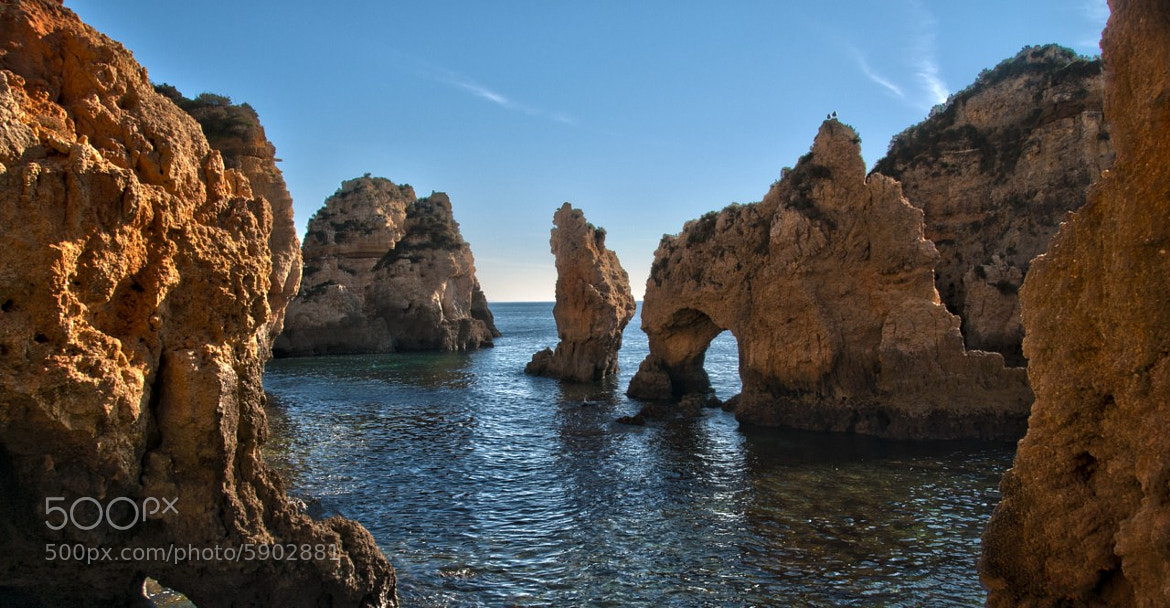 Photograph Ponta da Piedade by Ramon Barrufet on 500px