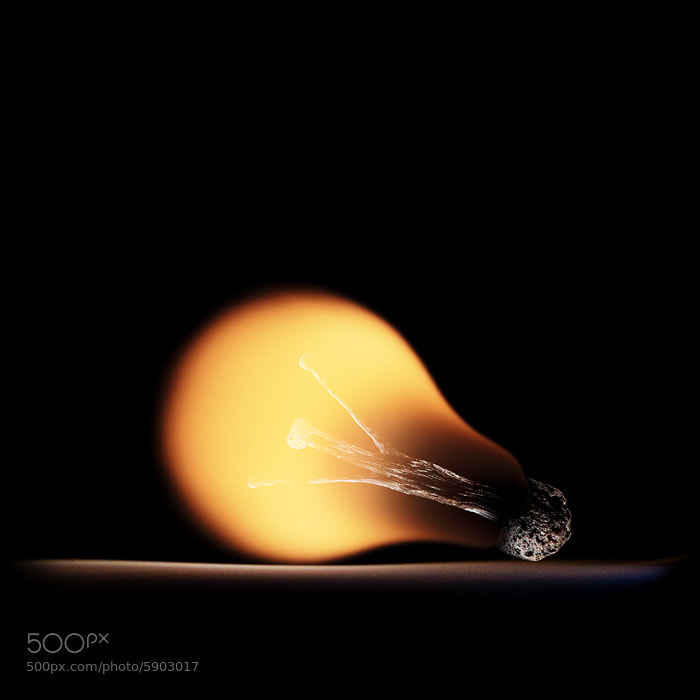 Photograph Лампочка / Light bulb by PolTergejst  on 500px