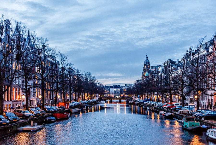 Amsterdam by Wessel Krul on 500px.com