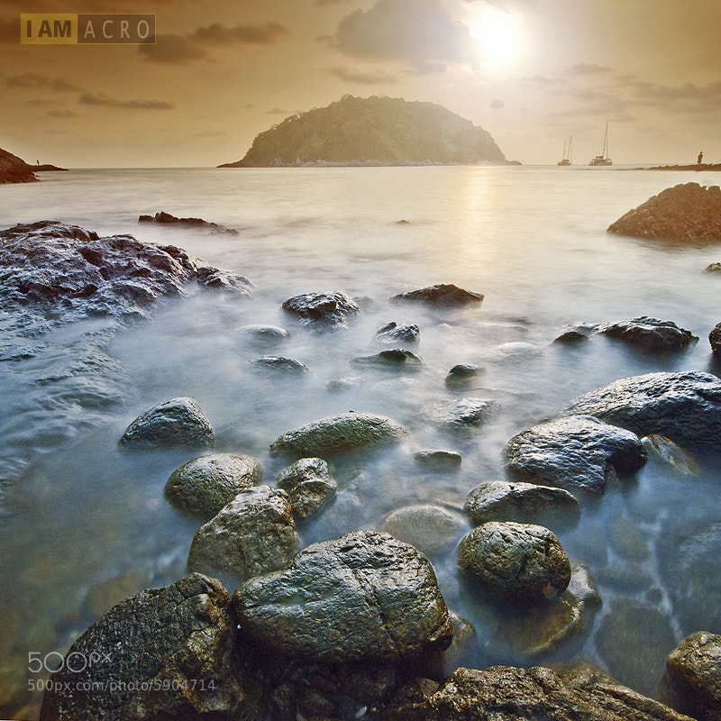 Photograph Sunset at Phuket by pome acro on 500px