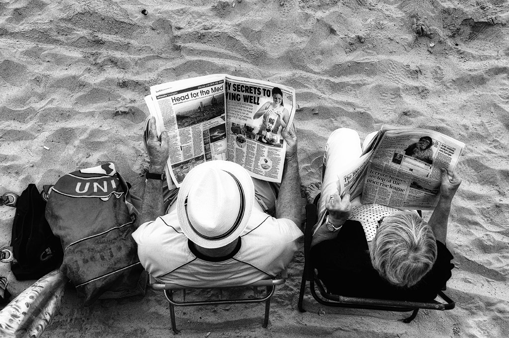 Photograph tabloid by David Mar Quinto on 500px