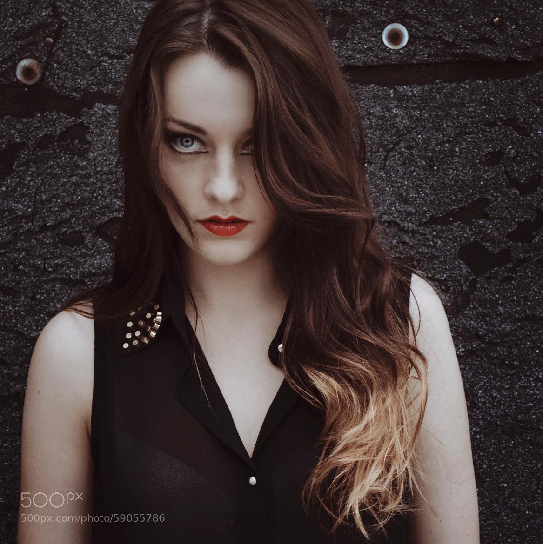 Photograph Monika by Justyna Wrzeszcz on 500px