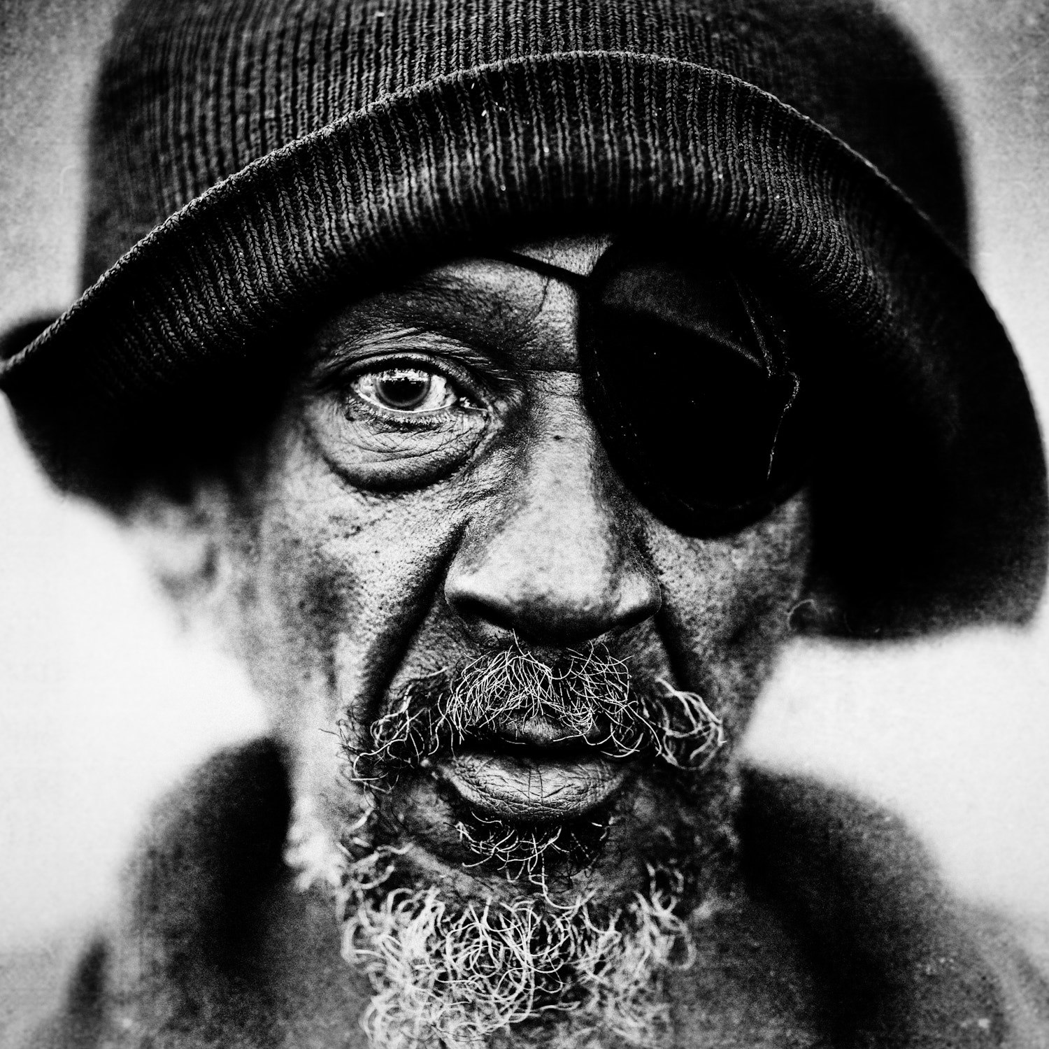Photograph L.A. by Lee Jeffries on 500px