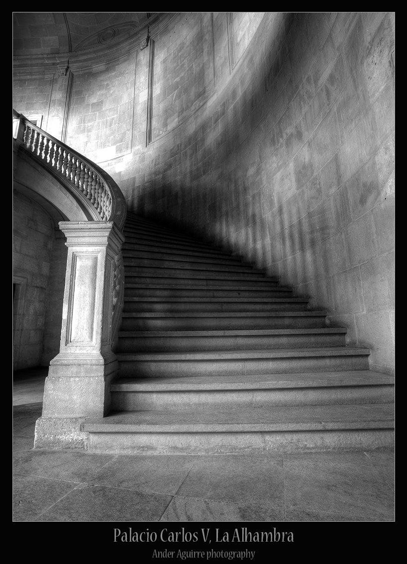 Photograph Stairs by Ander Aguirre on 500px