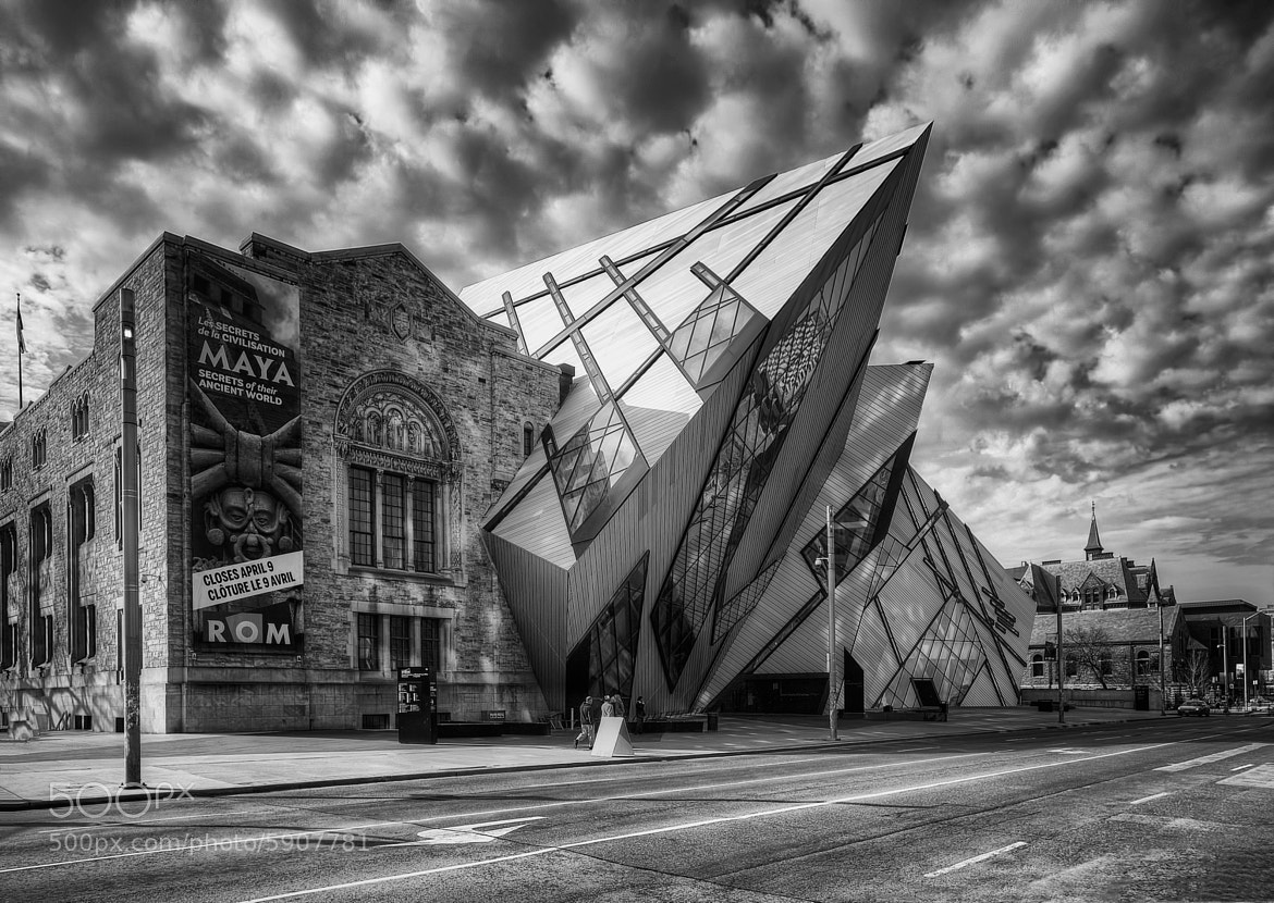 Photograph Royal Ontario Museum by Roland Shainidze on 500px