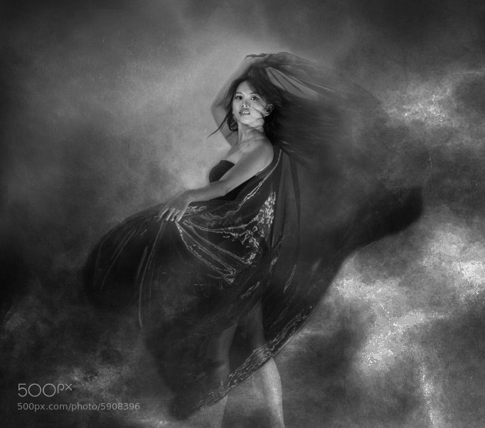 Photograph the dark angel by Alezandrov Dimitri on 500px