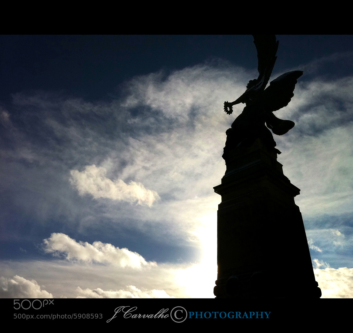 Photograph The statue by Joel Carvalho on 500px