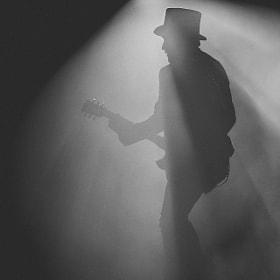 The Guitarist by Heine Mann on 500px.com