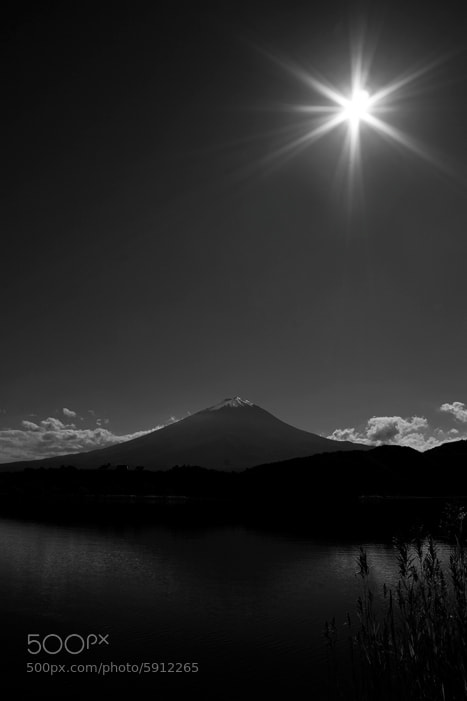 Photograph Mount Fuji by Chris Gilloch on 500px