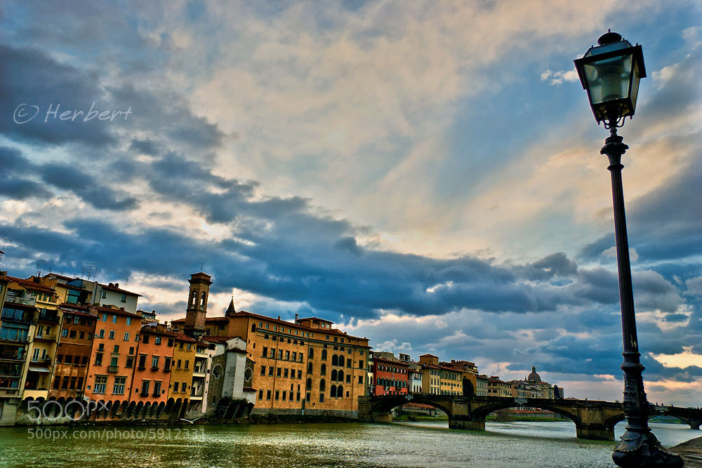 Photograph Florence by Herbert Wong on 500px