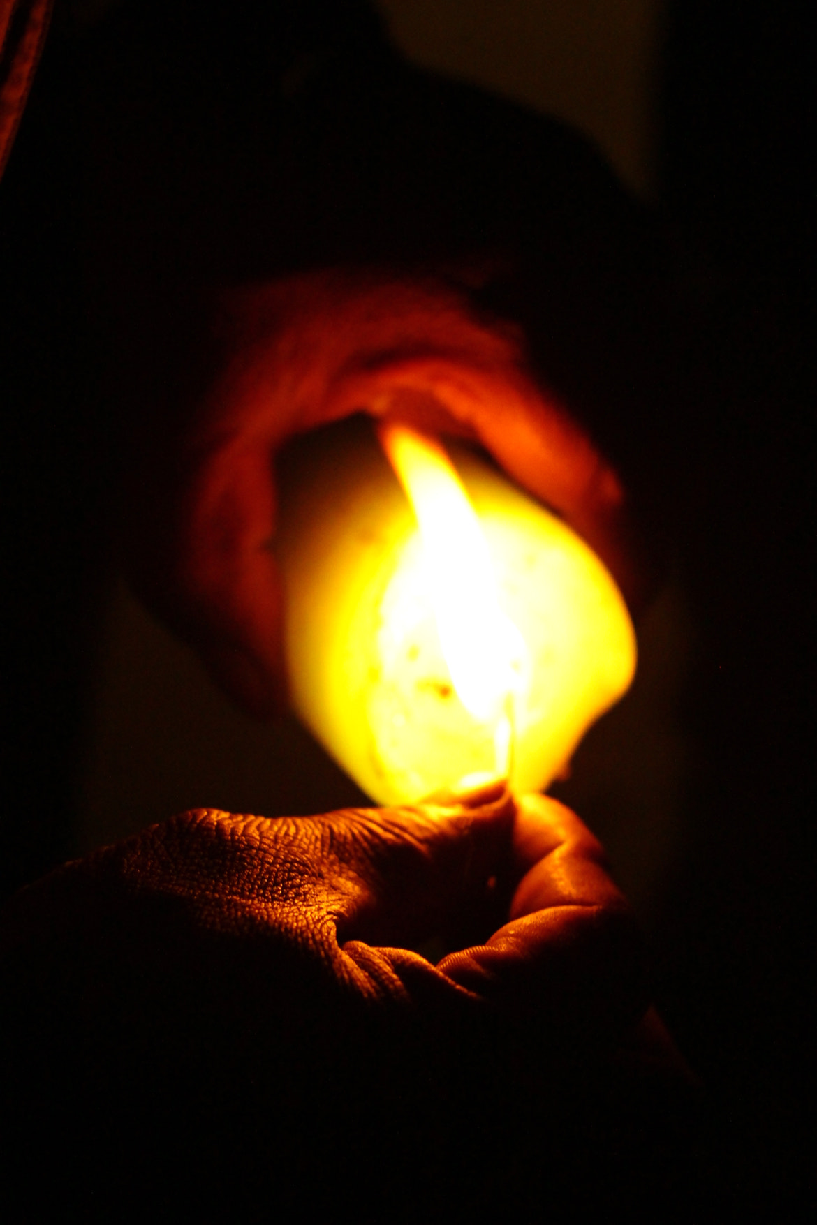 Photograph Candle Light by Phuriwat Chiraphisit on 500px