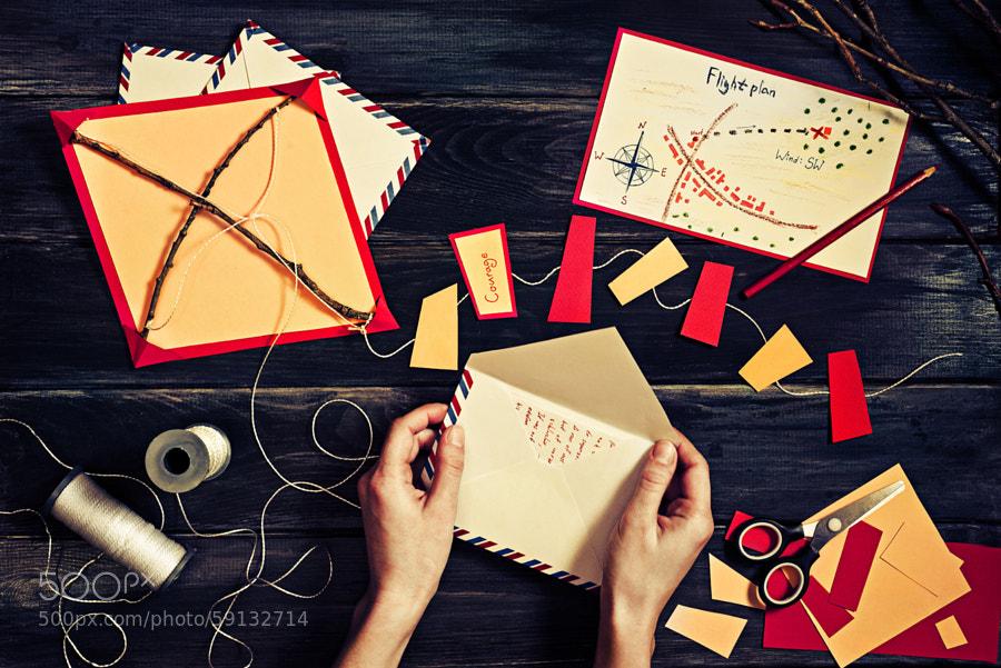 Photograph Flight plan by Dina Belenko on 500px