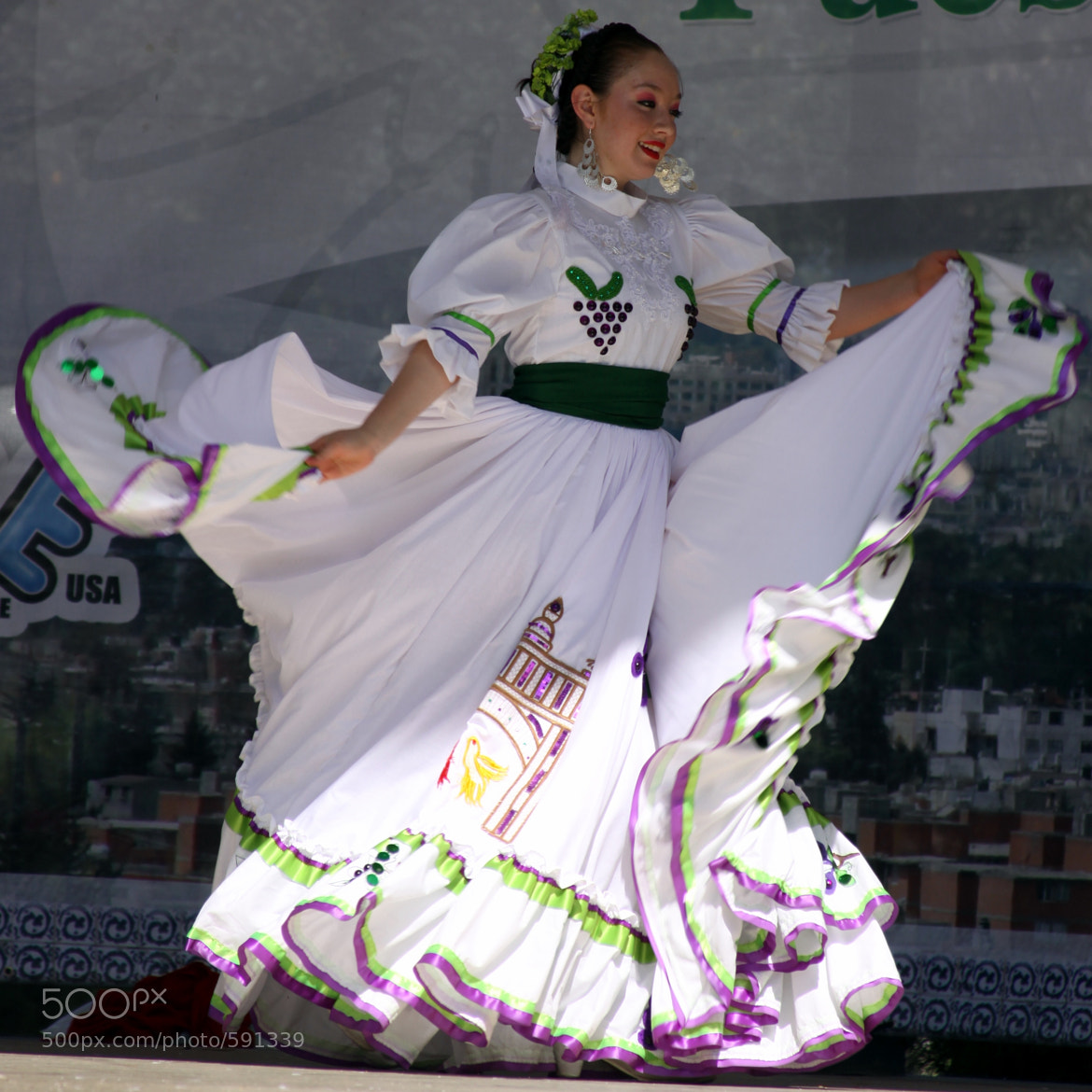 Photograph Dancing on Olvera Street by Keith Matthews on 500px