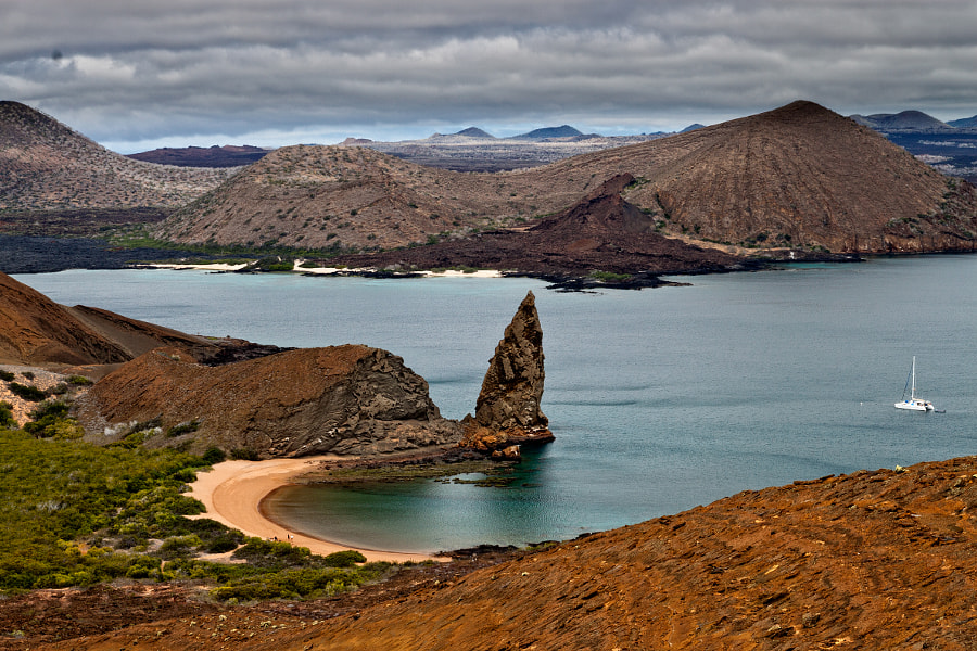 Photograph Pinnacle Rock - Galapagos by Simon Hill on 500px