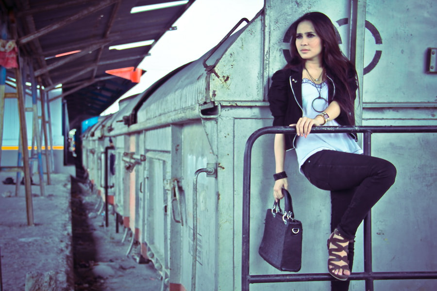 Photograph Alya by Kalung Hitam on 500px
