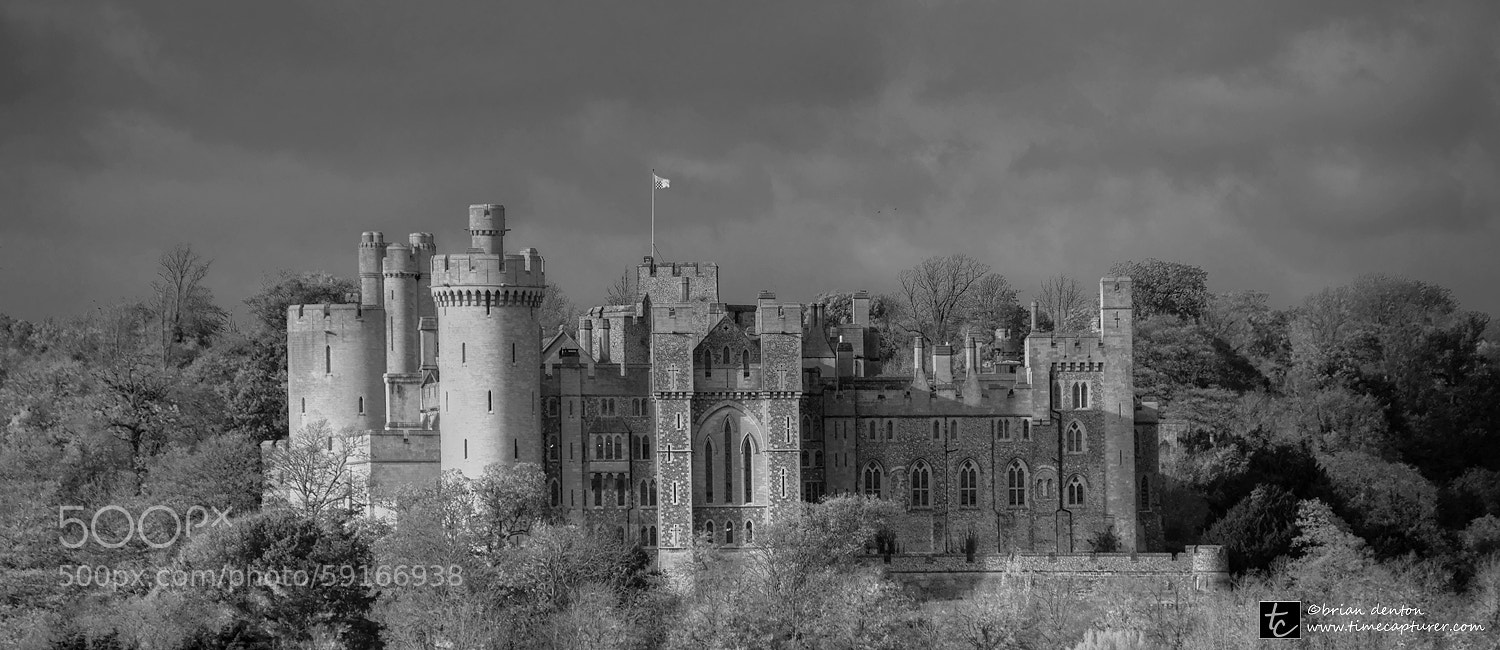 Photograph arundel castle by Brian Denton on 500px