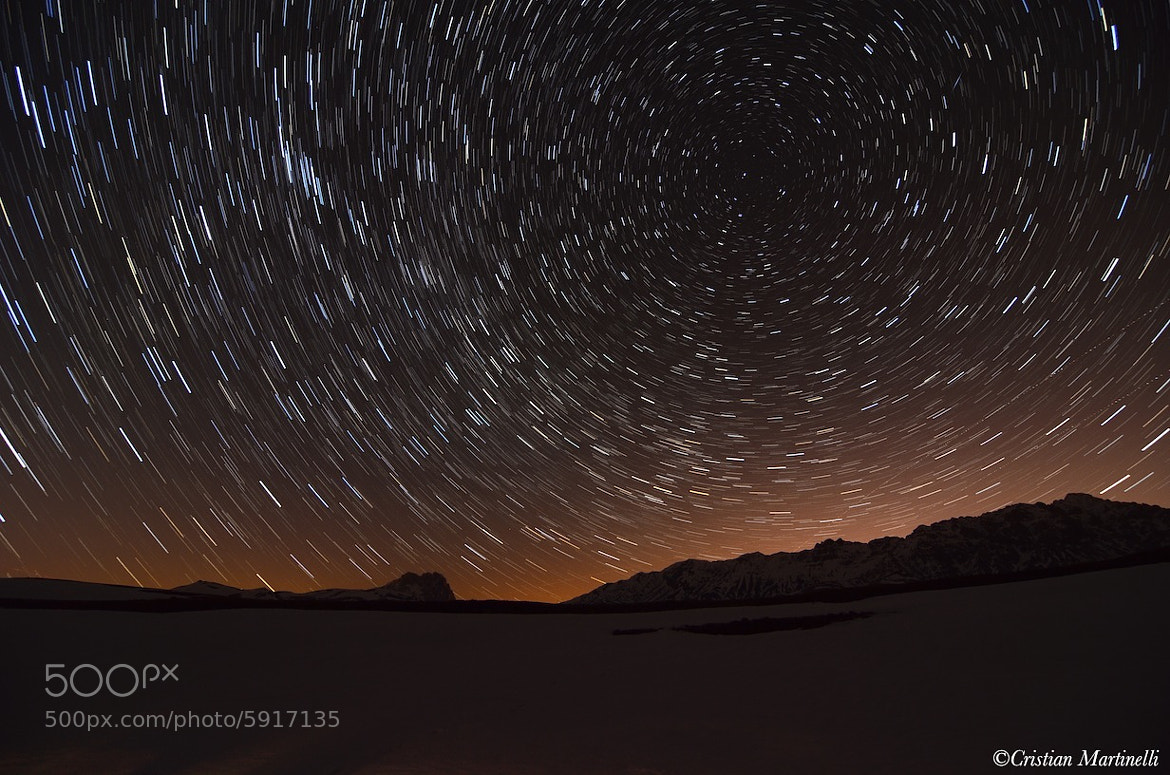 Photograph Vortex peaks by Cristian Martinelli on 500px