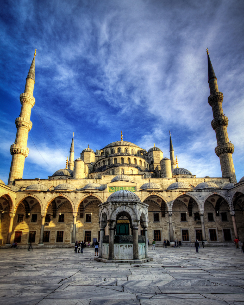 Photograph Sultan Ahmet Mosque a.k.a The Blue Mosque by Harald Wagener on 500px