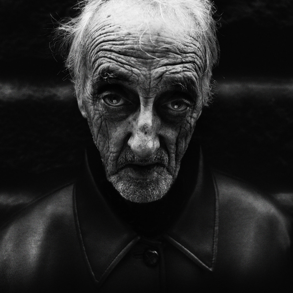 Photograph Manchester by Lee Jeffries on 500px