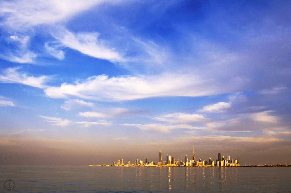Photograph Golden City by Hussain AL-Qurainy on 500px