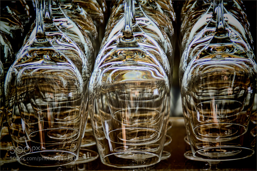 Photograph Wine Glasses by Andrew Barrow LRPS on 500px