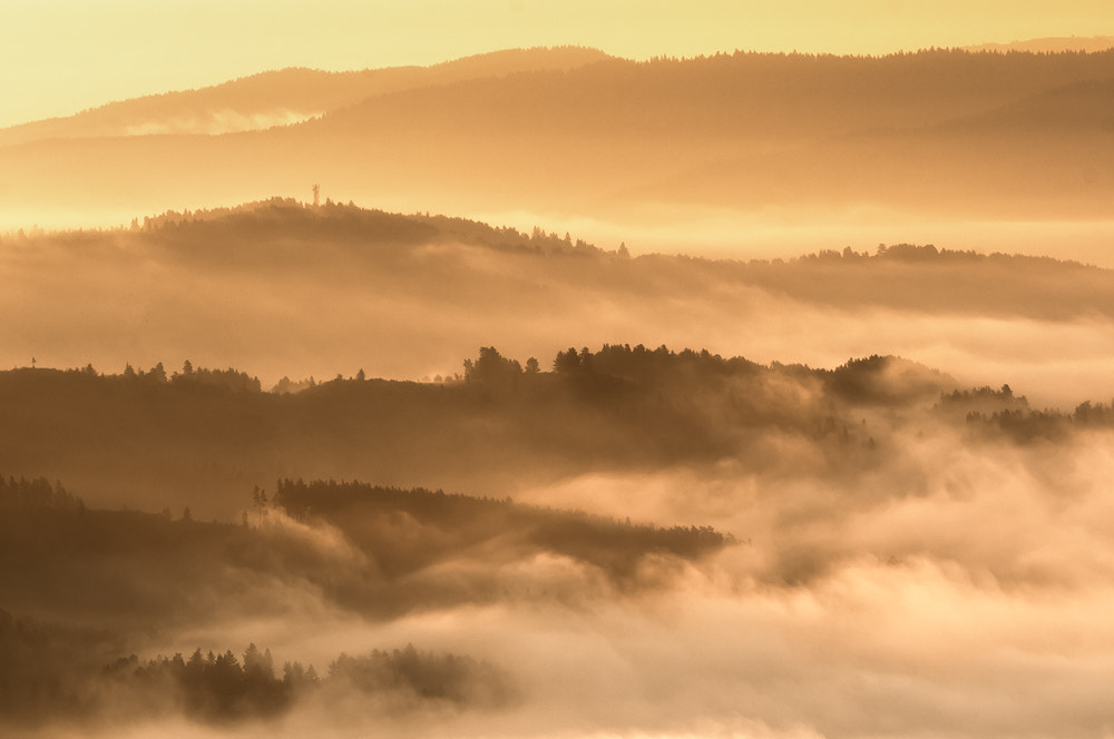 Photograph sunrise in Slovakia by Marcin Kesek on 500px