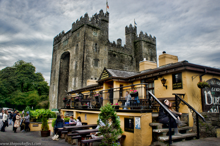 Photograph Bunratty Castle by Donato Scarano on 500px