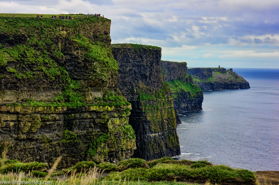 Photograph Cliffs of Moher by Donato Scarano on 500px