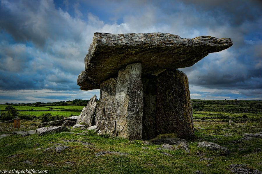 Photograph Poulnabrone by Donato Scarano on 500px