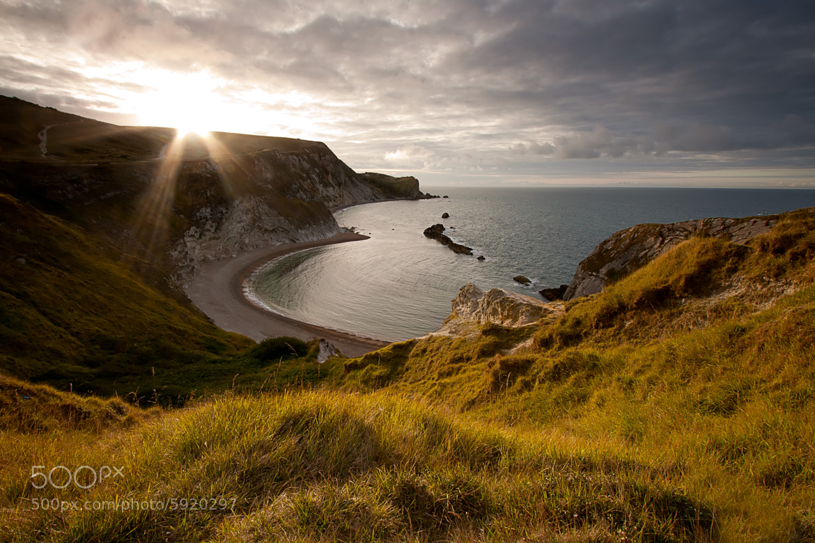 Photograph Dawn on the Jurassic Coast by Simon Greig on 500px