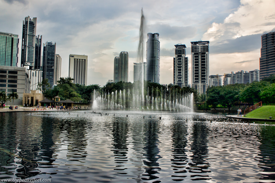Photograph KLCC by Donato Scarano on 500px