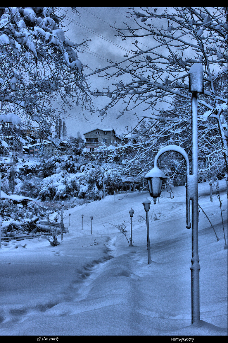 Photograph Snow Hdr by Volkan Demir on 500px