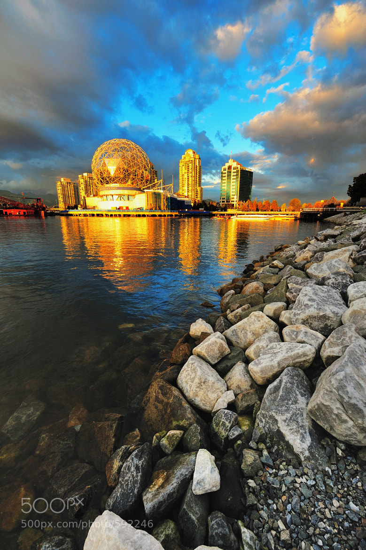 Photograph Science Park, Vancouver by Peerakit Jirachetthakun 5392 on 500px