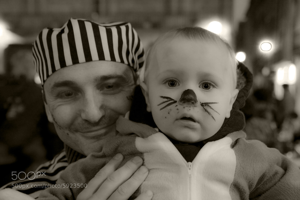 Photograph The prisoner and the mouse by Geert Van der Straeten on 500px