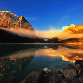 Lake Louise by Peerakit Jirachetthakun (popcity)) on 500px.com