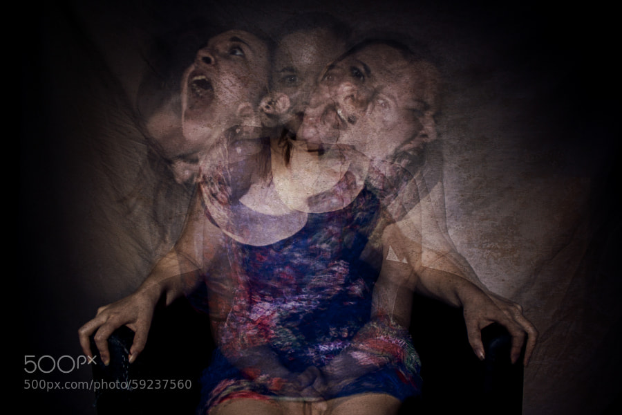 Photograph Multiple Personality Disorder by Kaylee Walding on 500px