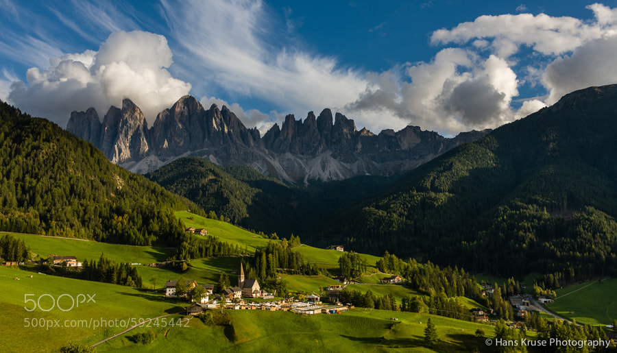 This photo was shot during a photo tour that I was leading in the Dolomites in October 2012. There is a new photo workshop in the Dolomites west in June 2014 with one seat available.
