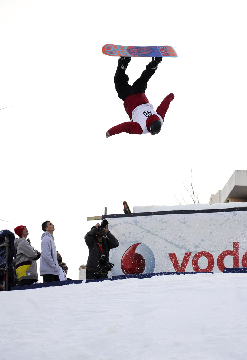Photograph Snowboard Urban Fest by Daniel Sousa on 500px